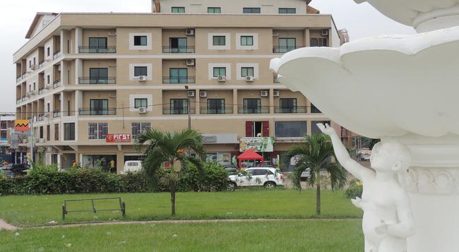 普雷萨德公寓式酒店 - Abidjan - 建筑