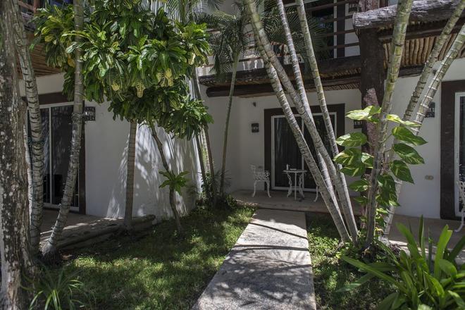 卡门玛雅酒店 - 卡门海滩 - 酒店入口