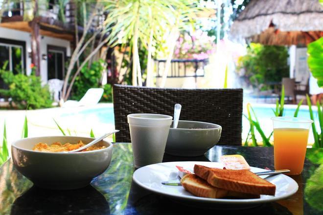 卡门玛雅酒店 - 卡门海滩 - 食物