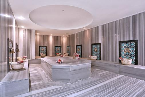 Qua Hotel - 伊斯坦布尔 - 水疗中心