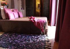 夏洛特摩洛哥庭园住宅 - 马拉喀什 - 睡房