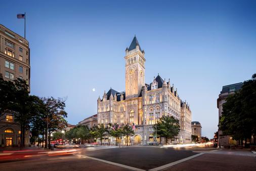 特朗普国际华盛顿特区酒店 - 华盛顿 - 建筑