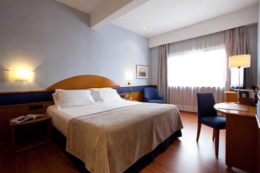 马德里阿古玛酒店 - 马德里 - 睡房