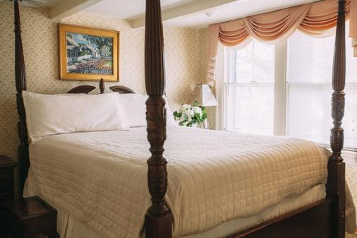 克利夫旅馆 - 楠塔基特 - 睡房