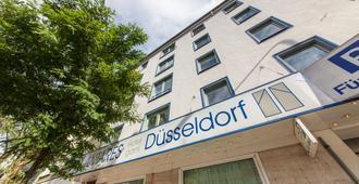 杜塞尔多夫尼克特劳施酒店 - 杜塞尔多夫 - 建筑