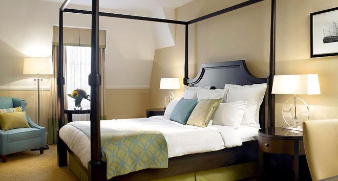 布里斯托尔万豪酒店 - 布里斯托 - 睡房