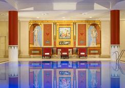 布里斯托尔万豪酒店 - 布里斯托 - 游泳池