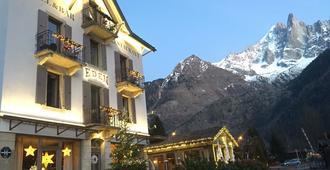 伊登夏蒙尼酒店 - 夏蒙尼-勃朗峰 - 建筑
