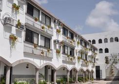 卡斯蒂利亚庄园酒店 - 坎昆 - 建筑