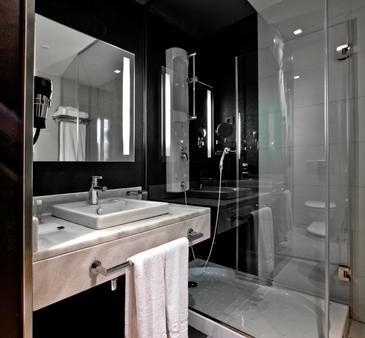 巴瑟罗卡斯特利亚纳诺特酒店 - 马德里 - 浴室