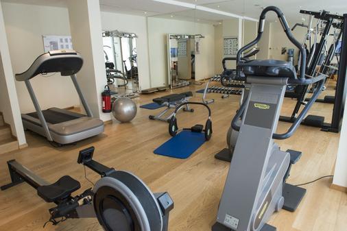 尼维马诺特尔酒店 - 日内瓦 - 健身房