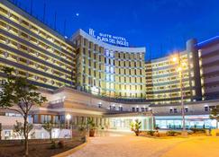 HL 普来亚德尔英格勒斯套房酒店 - 马斯帕洛马斯 - 建筑