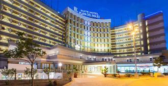 普拉亚戴尔因格莱斯HL套房酒店-仅限成人 - 马斯帕洛马斯 - 建筑