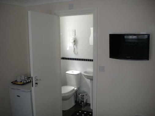 皇家伦敦酒店 - 伦敦 - 浴室