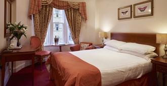 老韦弗利酒店 - 爱丁堡 - 睡房