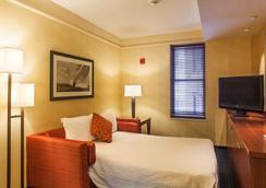 波士顿科普利广场万怡酒店 - 波士顿 - 睡房