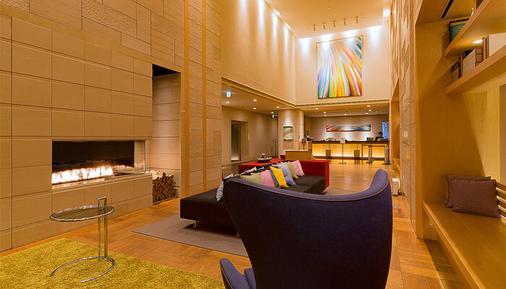 札幌三位一体瑞索尔酒店 - 札幌 - 大厅