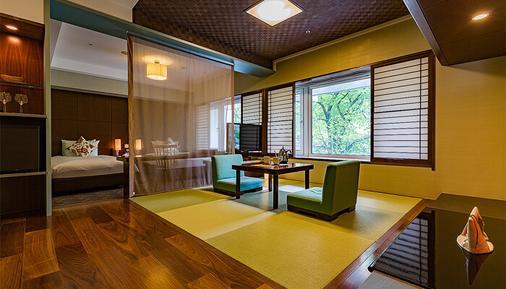 札幌三位一体瑞索尔酒店 - 札幌 - 餐馆