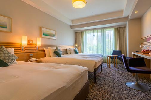 札幌三位一体瑞索尔酒店 - 札幌 - 睡房