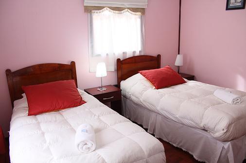 阿尔卡扎尔青年旅舍 - 纳塔列斯港 - 睡房