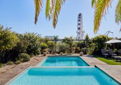 码头之家酒店 - 开普敦 - 游泳池