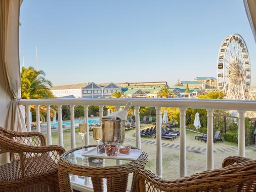 码头之家酒店 - 开普敦 - 阳台