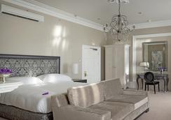 码头之家酒店 - 开普敦 - 睡房