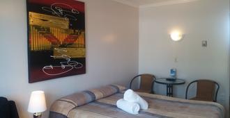 莱码汽车旅馆 - 布伦海姆 - 睡房