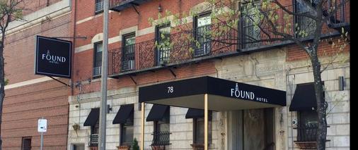 波士顿米尔纳酒店 - 波士顿 - 建筑