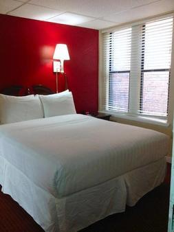 波士顿米尔纳酒店 - 波士顿 - 睡房