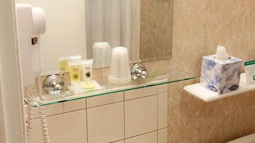 波士顿米尔纳酒店 - 波士顿 - 浴室