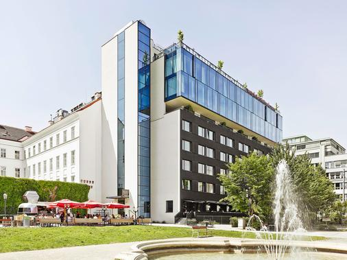 维也纳博物馆区25小时酒店 - 维也纳 - 户外景观