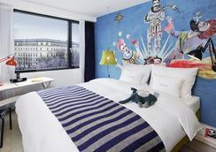 维也纳博物馆区25小时酒店 - 维也纳 - 睡房