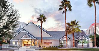 拉斯维加斯会议中心万豪居家酒店 - 拉斯维加斯 - 建筑