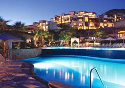 普韦布洛博尼托日落海滩度假村- - 卡波圣卢卡斯 - 游泳池