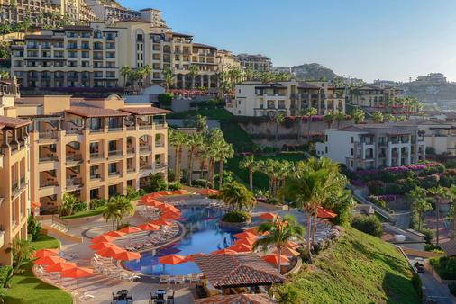 日落海滩博尼托普韦布洛温泉度假酒店 - 卡波圣卢卡斯 - 建筑