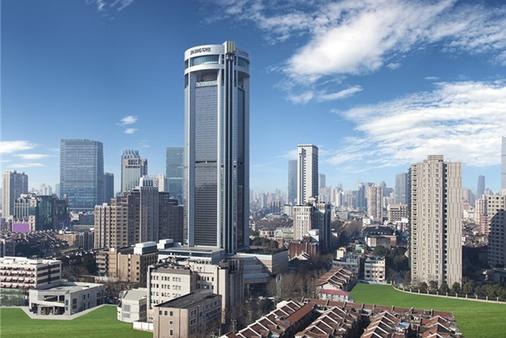 新锦江大酒店 - 上海 - 建筑