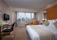 新锦江大酒店 - 上海 - 睡房