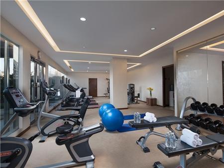 新锦江大酒店 - 上海 - 健身房