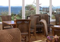 Port Charlotte Hotel - 艾萊島 - 餐馆
