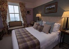 Port Charlotte Hotel - 艾萊島 - 睡房