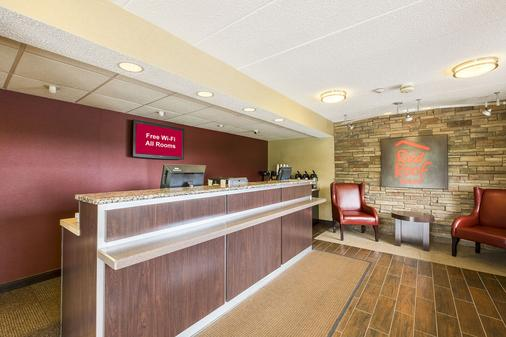 希尔顿黑德岛红屋顶旅馆 - Hilton Head Island - 大厅