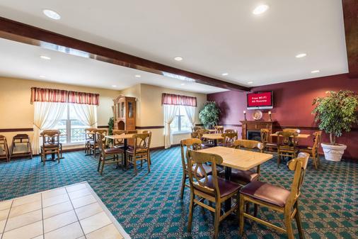诺克斯维尔东红顶套房酒店 - 诺克斯维尔 - 餐厅