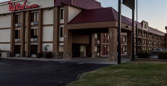 Red Roof Inn & Suites Pigeon Forge - Parkway - 鸽子谷 - 建筑