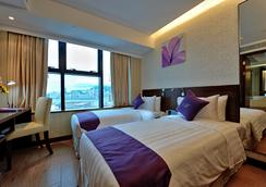 尖沙咀宝轩酒店 - 香港 - 睡房