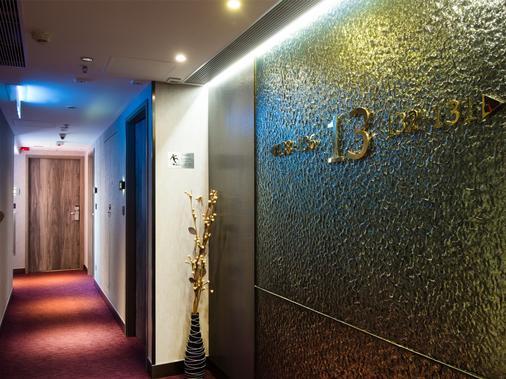 尖沙咀宝轩酒店 - 香港 - 门厅