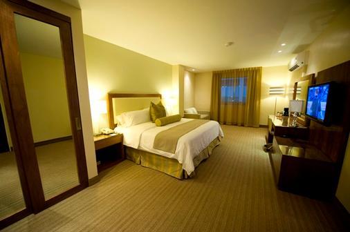 安塔尔斯瓦勒酒店 - 蒙特雷 - 睡房