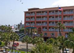 凯艺套房酒店-海滨 - 加尔维斯敦 - 建筑