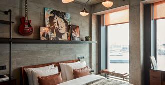 亚当先生酒店 - 阿姆斯特丹 - 睡房