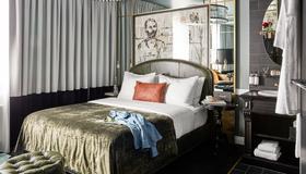柏林萨维尼F.K.先生酒店 - 柏林 - 睡房